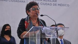 Trabaja FGJCDMX de manera coordinada, con todos los niveles de gobierno, para combatir a la delincuencia: Ernestina Godoy