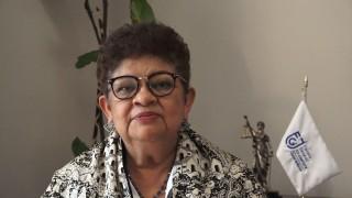 Mensaje de la Fiscal General de Justicia de la Ciudad de México, Ernestina Godoy Ramos